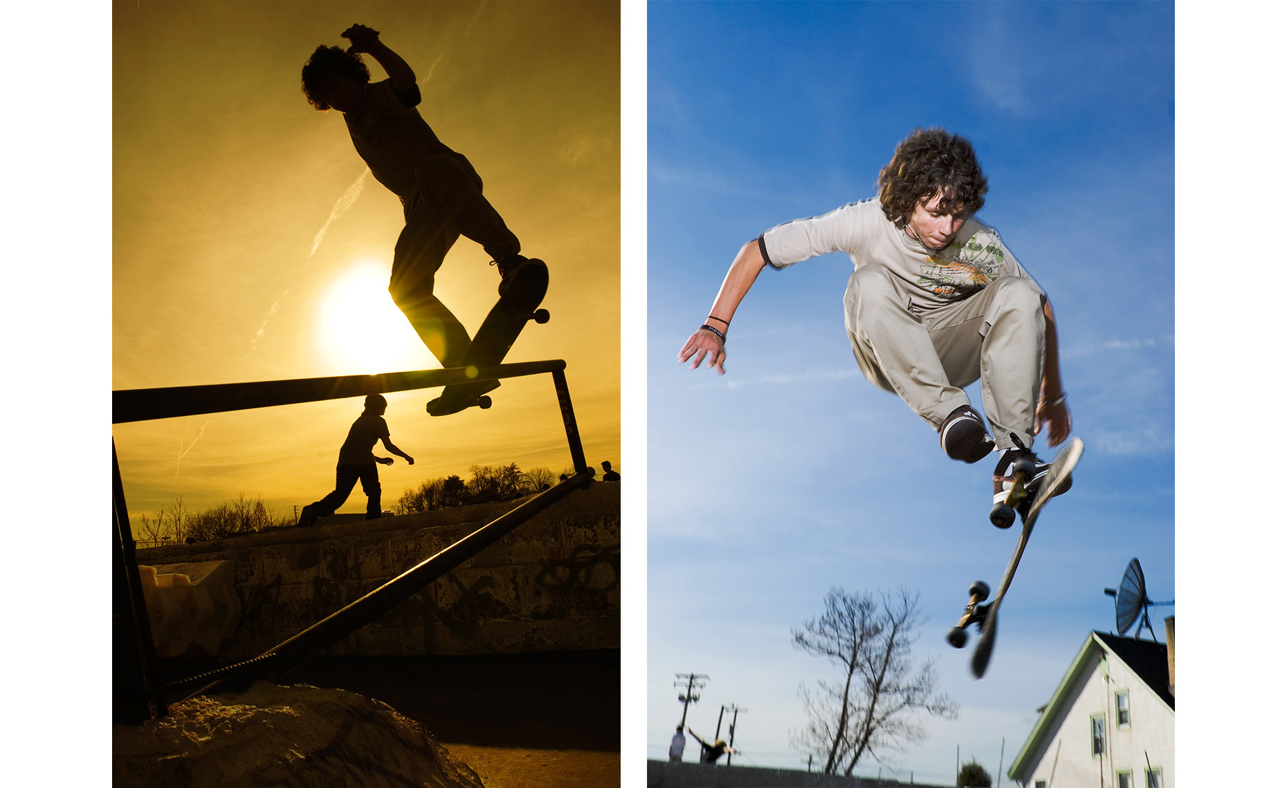 Street Skaters | Washington DC Photographer Aaron Clamage
