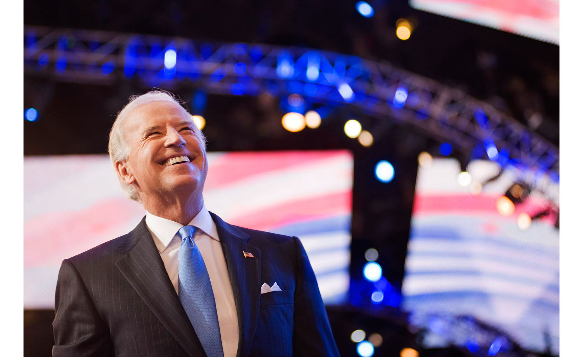 Joe Biden, 2008 Democratic National Convention | Washington DC Photographer Aaron Clamage