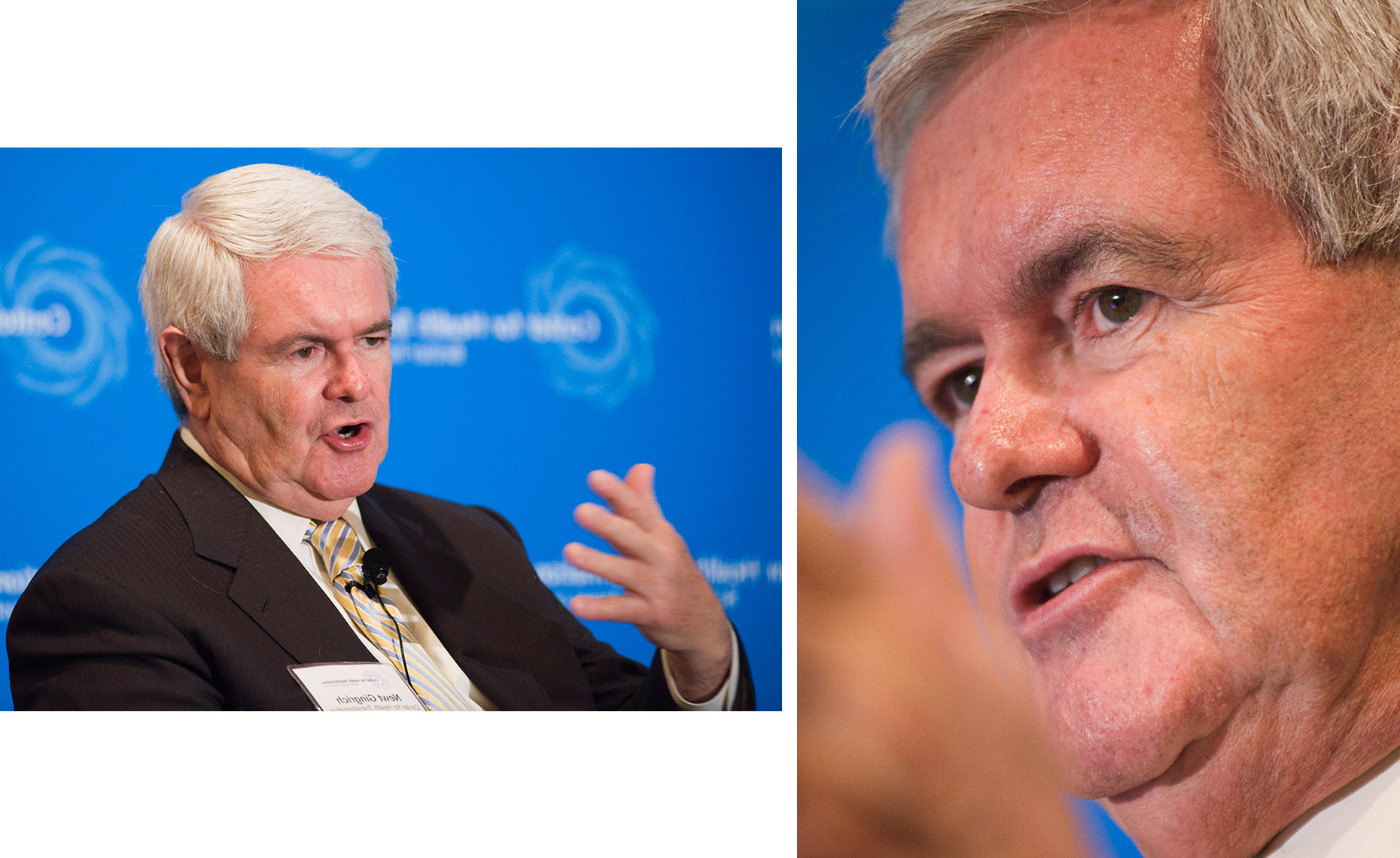 Newt Gingrich | Washington DC Photographer Aaron Clamage